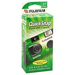 Fujifilm Disposable Camera