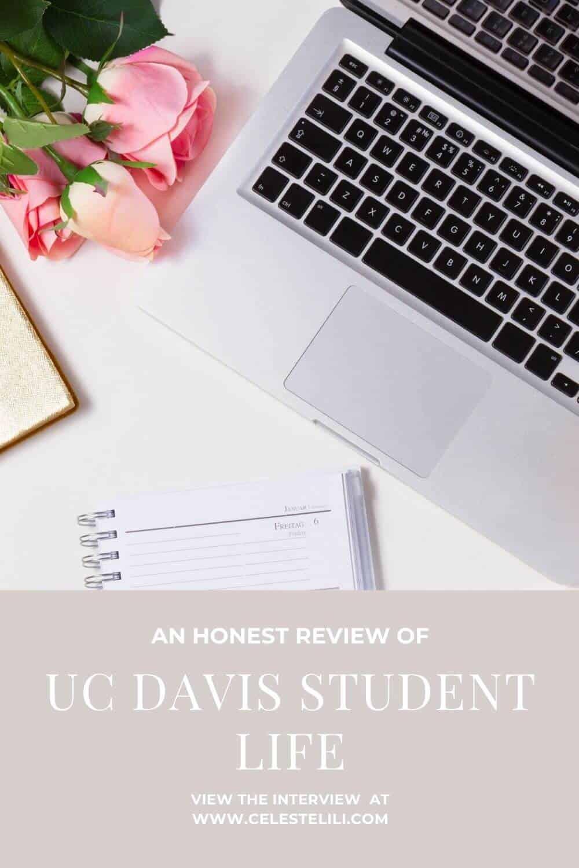 UC Davis Student Life pin
