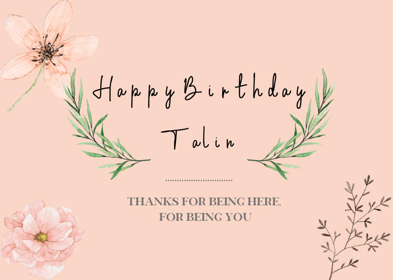font bundles birthday card